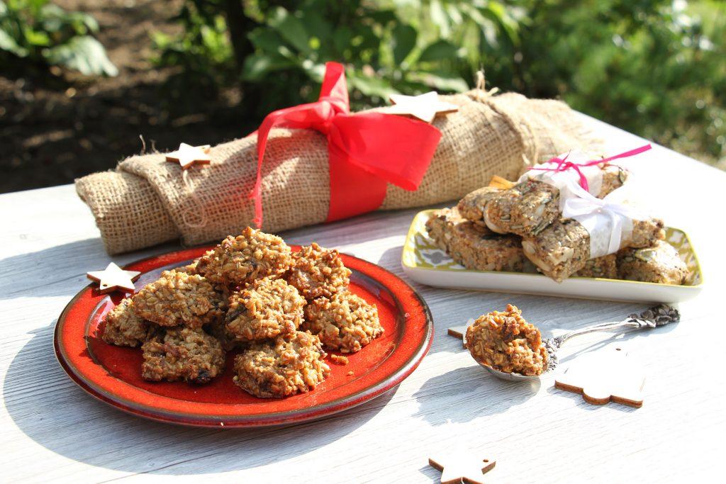Hafer-Dinkel-Kekse