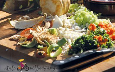Suppenfond/Gemüsebrühe – selbst gemacht!